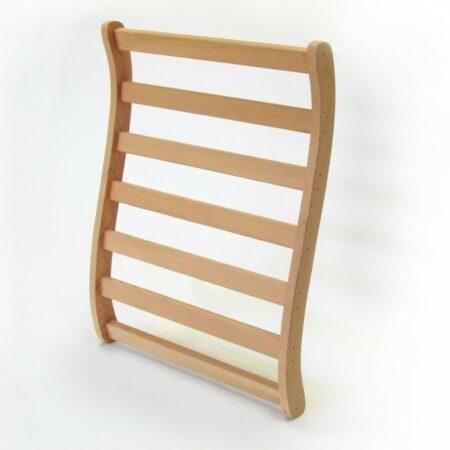Infrarotkabine Backrest Rückenlehne Zeder