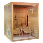Infrarotkabine / Sauna Zanier Lounger