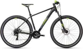 Cube Aim black´n´green (Bike Modell 2021) bei tyl4sports.at