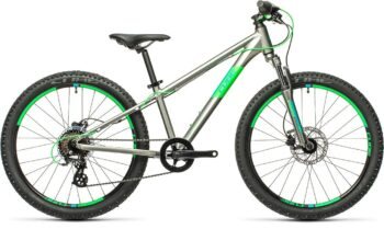 Cube Acid 240 Disc grey´n´neongreen (Bike Modell 2021) bei tyl4sports.at
