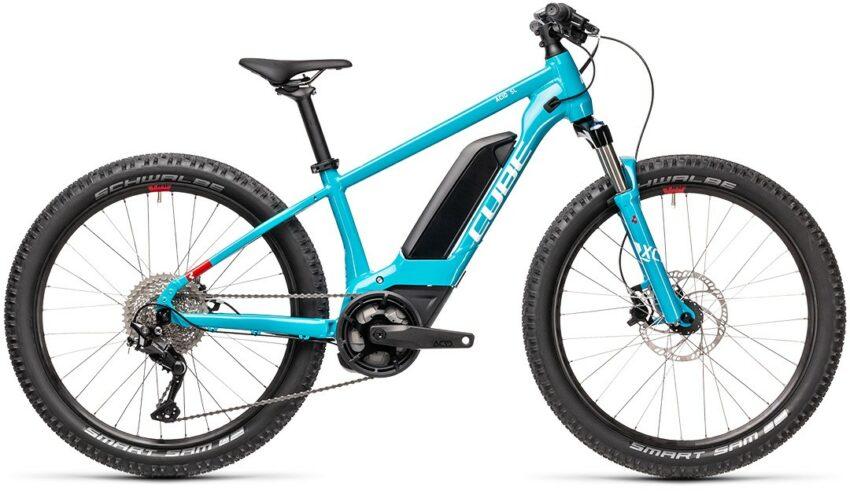 Cube Acid 240 Hybrid Rookie SL 400 petrol´n´white (Bike Modell 2021) bei tyl4sports.at