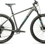 Cube Acid grey´n´aqua (Bike Modell 2021) bei tyl4sports.at