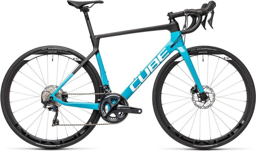 Cube Agree C:62 Race carbon´n´petrol (Bike Modell 2021) bei tyl4sports.at