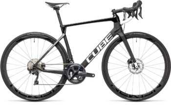 Cube Agree C:62 Race carbon´n´white (Bike Modell 2021) bei tyl4sports.at