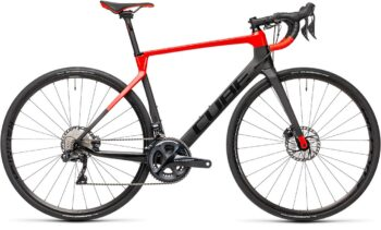 Cube Agree C:62 SL carbon´n´red (Bike Modell 2021) bei tyl4sports.at