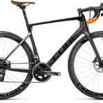 Cube Agree C:62 SLT carbon´n´orange (Bike Modell 2021) bei tyl4sports.at