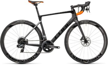 Cube Agree C:62 SLT carbon´n´orange (Bike Modell 2021) bei tyl4sports.at