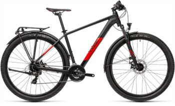 Cube Aim Allroad black´n´red (Bike Modell 2021) bei tyl4sports.at