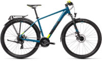 Cube Aim Allroad pinetree´n´yellow (Bike Modell 2021) bei tyl4sports.at