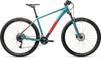 Cube Aim EX blue´n´red (Bike Modell 2021) bei tyl4sports.at