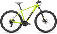 Cube Aim Pro green´n´black (Bike Modell 2021) bei tyl4sports.at