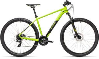 Cube Aim Pro green´n´black (Bike Modell 2021) bei tyl4sports.at