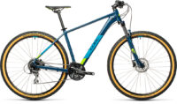 Cube Aim Race blueberry´n´lime (Bike Modell 2021) bei tyl4sports.at