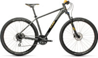 Cube Aim Race darkgrey´n´orange (Bike Modell 2021) bei tyl4sports.at