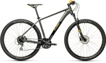 Cube Aim Race darkgrey´n´orange (Bike Modell 2021) bei tyl4sports.at