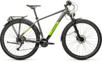 Cube Aim SL Allroad grey´n´green (Bike Modell 2021) bei tyl4sports.at