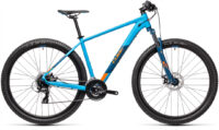 Cube Aim blue´n´orange (Bike Modell 2021) bei tyl4sports.at