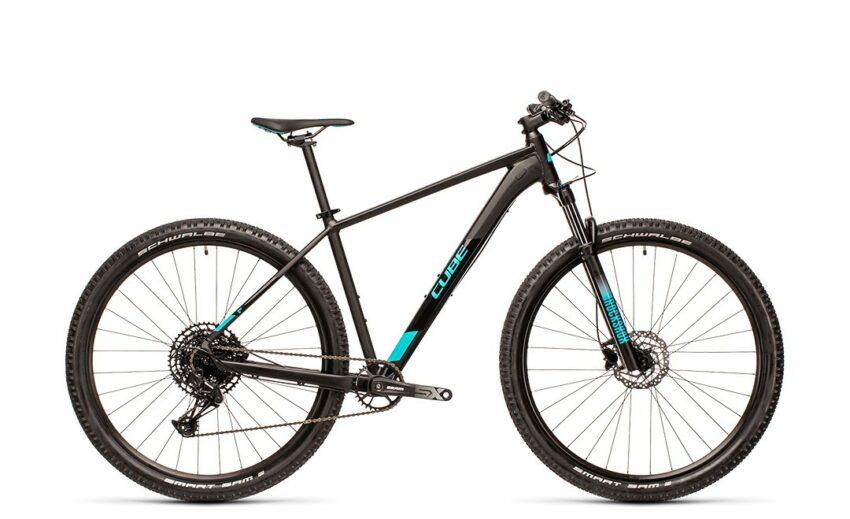 Cube Analog black´n´petrol RS (Bike Modell 2021) bei tyl4sports.at