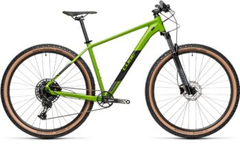 Cube Analog deepgreen´n´black RS (Bike Modell 2021) bei tyl4sports.at