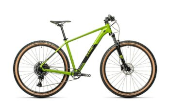 Cube Analog deepgreen´n´black (Bike Modell 2021) bei tyl4sports.at