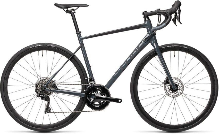 Cube Attain SL grey´n´black (Bike Modell 2021) bei tyl4sports.at