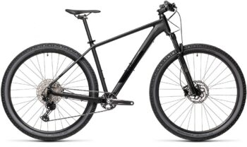 Cube Attention SL black´n´grey (Bike Modell 2021) bei tyl4sports.at