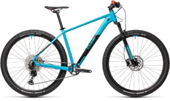 Cube Attention SL petrol´n´red (Bike Modell 2021) bei tyl4sports.at