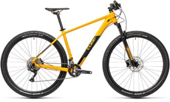 Cube Attention amber´n´black (Bike Modell 2021) bei tyl4sports.at