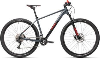 Cube Attention grey´n´red (Bike Modell 2021) bei tyl4sports.at