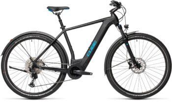 Cube Cross Hybrid Race 625 Allroad black´n´blue (Bike Modell 2021) bei tyl4sports.at