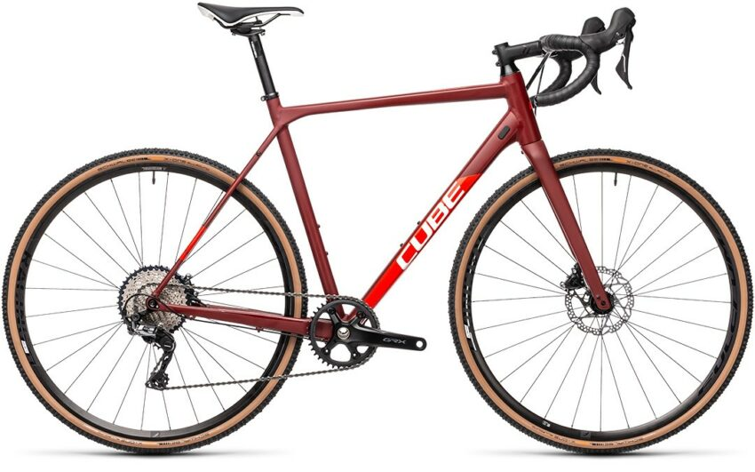 Cube Cross Race SL red´n´red (Bike Modell 2021) bei tyl4sports.at