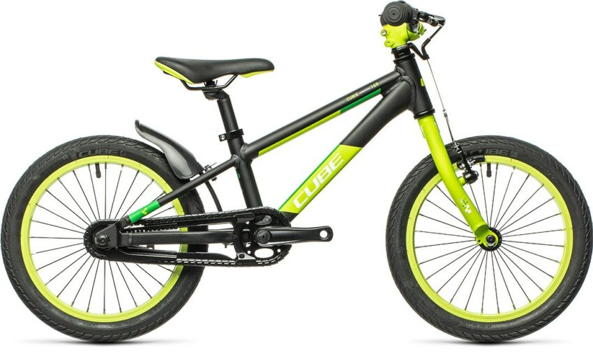 Cube Cubie 160 black´n´green (Bike Modell 2021) bei tyl4sports.at