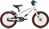 Cube Cubie 160 white´n´blue (Bike Modell 2021) bei tyl4sports.at