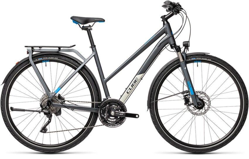 Cube Kathmandu EXC grey´n´blue (Mountainbikes) bei tyl4sports.at bestellen