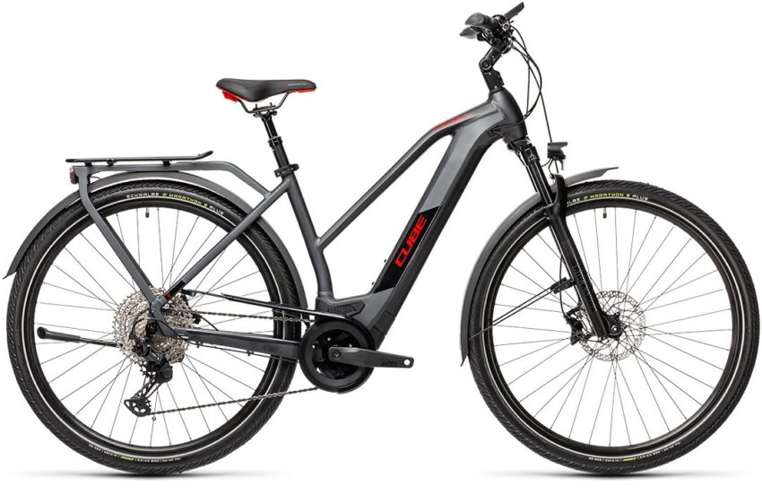 Cube Kathmandu Hybrid SL 625 iridium´n´red (E-Bikes) bei tyl4sports.at bestellen