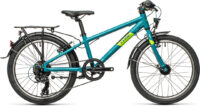 Cube Kid 200 Street petrol´n´green (Bike Modell 2021) bei tyl4sports.at