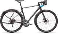 Cube Nuroad Pro FE black´n´petrol (Bike Modell 2021) bei tyl4sports.at