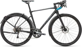 Cube Nuroad Pro FE black´n´petrol (Bike Modell 2021) bei tyl4sports.at