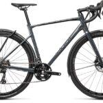 Cube Nuroad Race FE grey´n´black (Bike Modell 2021) bei tyl4sports.at