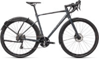 Cube Nuroad Race FE grey´n´black (Bike Modell 2021) bei tyl4sports.at