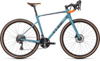 Cube Nuroad Race greyblue´n´orange (Bike Modell 2021) bei tyl4sports.at