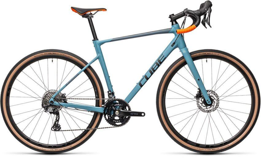 Cube Nuroad Race greyblue´n´orange (Bike Modell 2021) bei tyl4sports.at