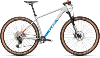 Cube Reaction C:62 Pro grey´n´blue´n´red (Bike Modell 2021) bei tyl4sports.at