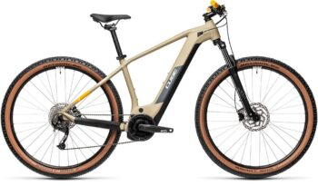 Cube Reaction Hybrid Performance 500 desert´n´orange (Bike Modell 2021) bei tyl4sports.at