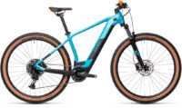 Cube Reaction Hybrid Pro 500 29 petrol´n´orange (Bike Modell 2021) bei tyl4sports.at