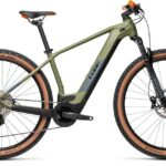 Cube Reaction Hybrid Race 625 29 green´n´orange (Bike Modell 2021) bei tyl4sports.at