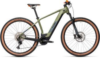 Cube Reaction Hybrid Race 625 29 green´n´orange (Bike Modell 2021) bei tyl4sports.at