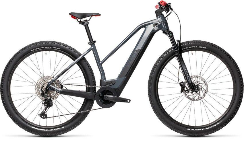 Cube Reaction Hybrid Race 625 29 grey´n´red (E-Bikes) bei tyl4sports.at bestellen