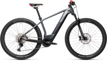Cube Reaction Hybrid Race 625 29 grey´n´red (Bike Modell 2021) bei tyl4sports.at
