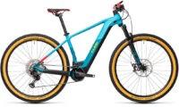 Cube Reaction Hybrid SLT 625 29 petrol´n´peach (Bike Modell 2021) bei tyl4sports.at